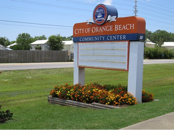 Orange Beach Community Center - Voting to Pot Luck Dinner, it's the place to be!
