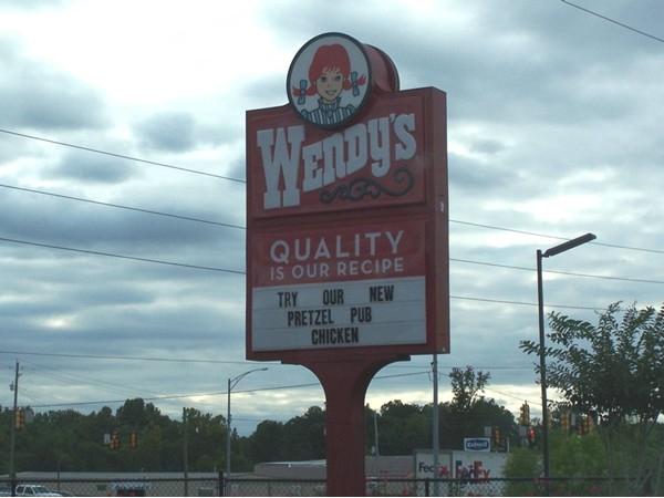 Wendy's in Chelsea