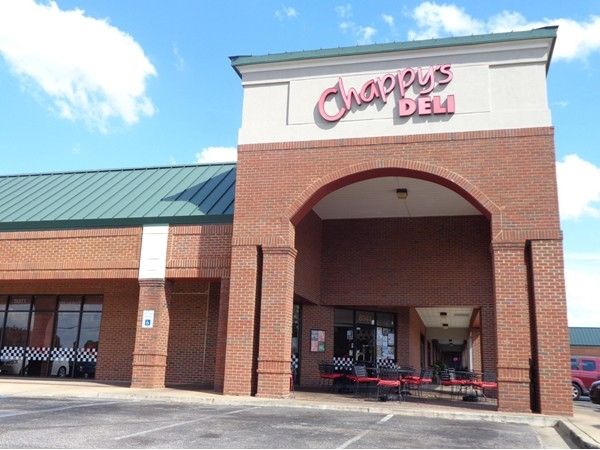 Chappy's has three great locations in Montgomery and free ice cream after your meal! Yum!