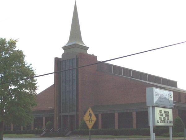 Gardendale's First Baptist Church