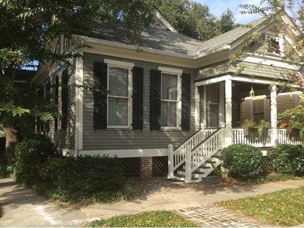 Monroe Street house