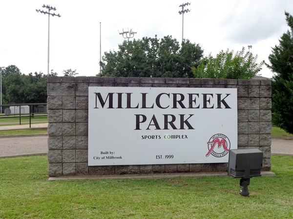 Millcreek Park is the sports complex for little league baseball in Millbrook