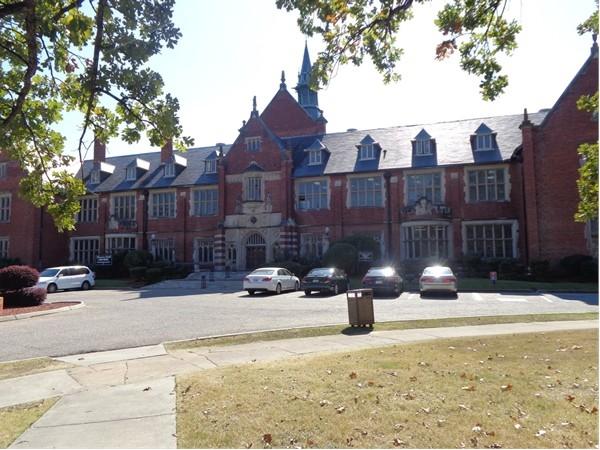 Huntingdon College campus