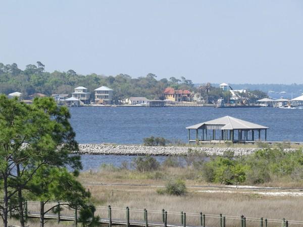 Ono Island bay views