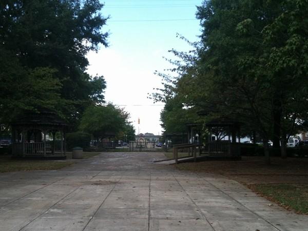 The Fairfield Park area