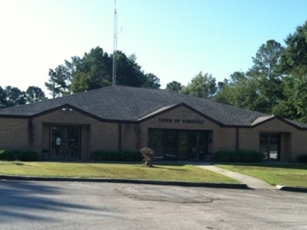 Town of Kimberly offices