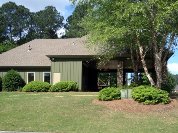 Host a party or gather with the neighbors for a relaxing day at the subdivision community center
