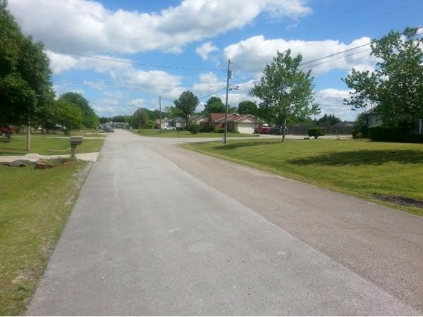 A street in Copperfield