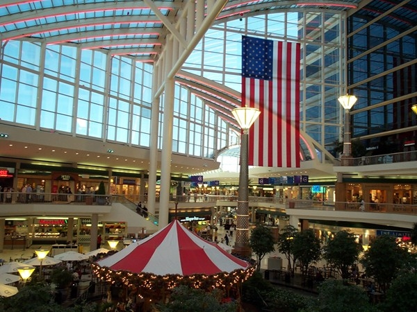 Beautiful Riverchase Galleria