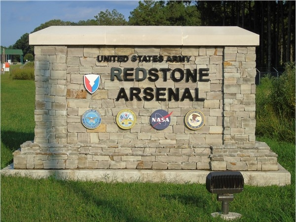 Redstone Arsenal Al on oscar for sale