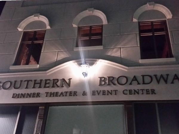 Southern Broadway Dinner Theater has great food and wonderful talent in downtown Enterprise