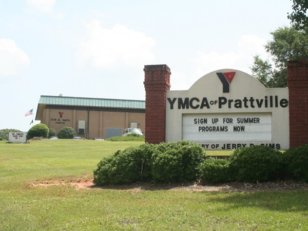 YMCA of Prattville. One of many recreational areas for family and fun in Prattville, AL