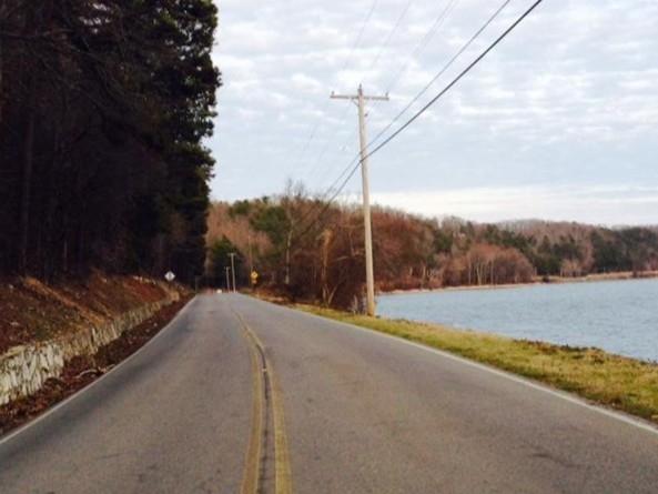 The drive to Waterloo, Alabama is breathtaking