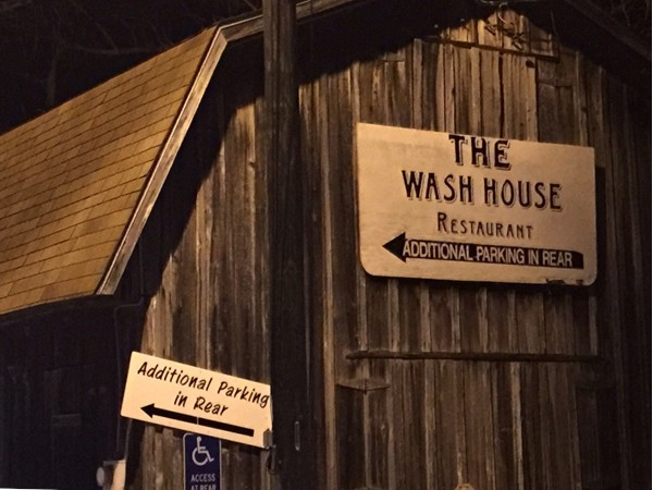 The Wash House Restaurant - The best steak around. Located between Fairhope and Point Clear