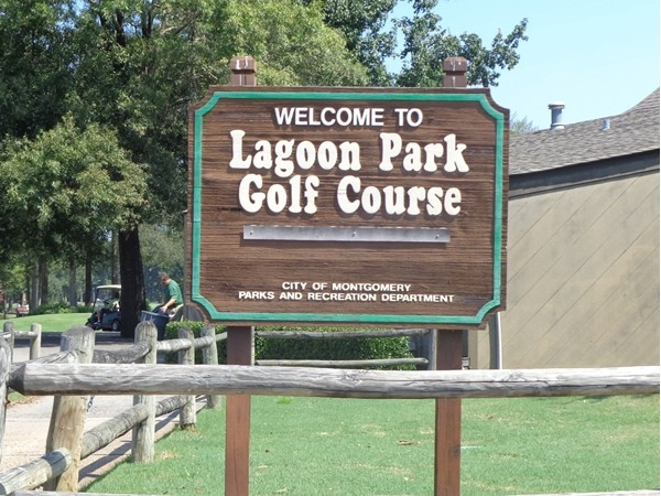 Have some time off and want to want to play a round of golf? Stop by Lagoon Park!