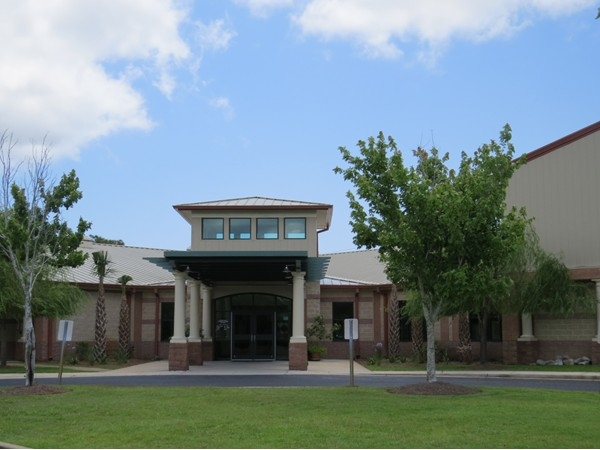 Orange Beach Rec Center - locals and visitors, cardio to Zumba and more, it's the place for you!
