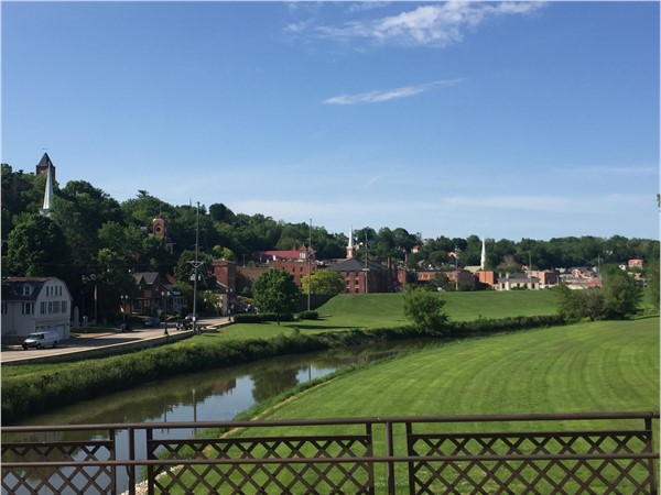 Galena is a place that everyone must see