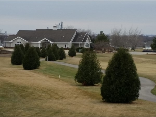 Fox Ridge Golf course in Dike is only a few minutes West of Cedar Falls has 18 holes and clubhouse