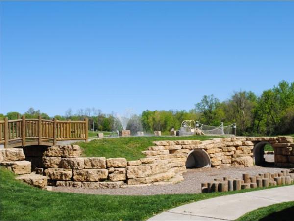 Sargent Park Natural Playscape