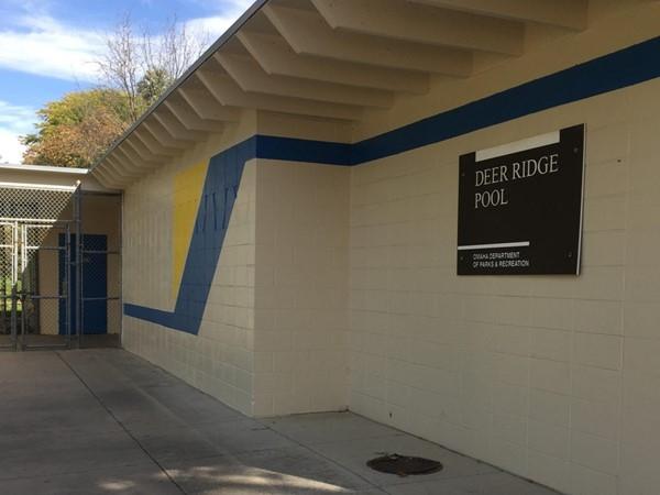 Deer Ridge park pool