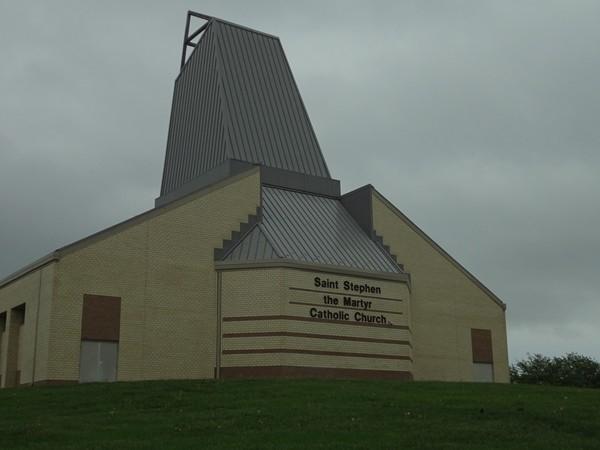 St. Stephen The Martyr Catholic Church in West Omaha