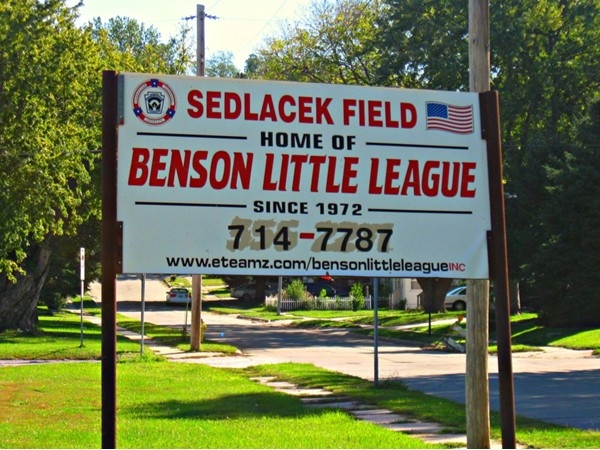 Benson Little League