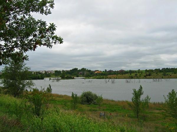 Walnut Creek Lake and Recreation in Papillion, Nebraska