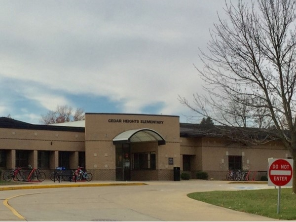 Cedar Heights Elementary was built in 2003 and has over 500 students
