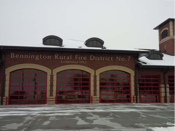 Bennington Rural Fire Deptartment