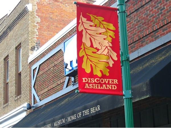 Discover Ashland