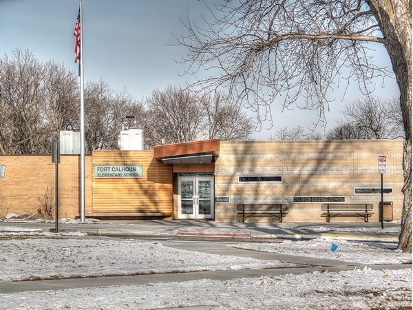 Newly remodeled Fort Calhoun Elementary School