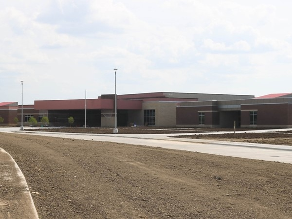 New school in Village Meadows