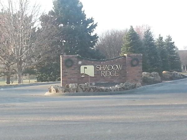 Shadow Ridge neighborhood