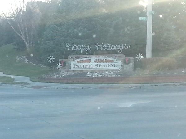 Pacific Springs neighborhood