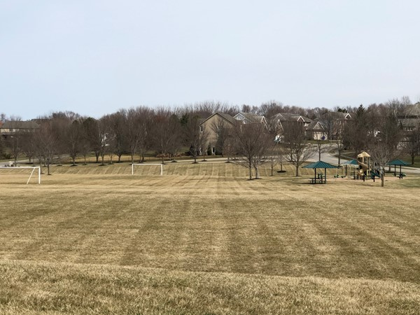 Soccer season is here - the fields are ready