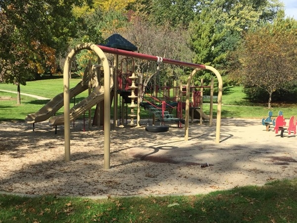 Deer Ridge park playground