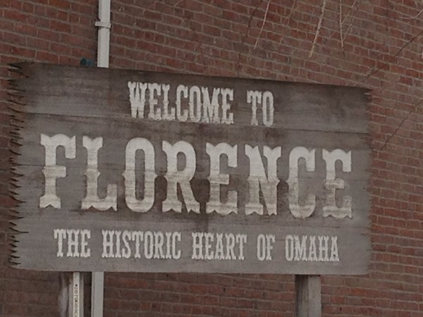 Welcome to Florence! Historical heart of Omaha in Northeast Omaha