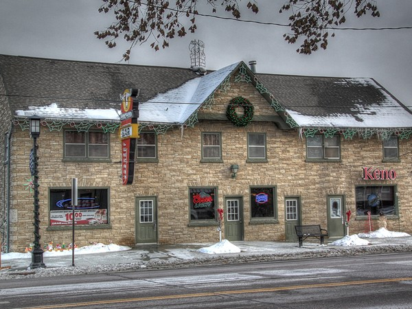 The Longhorn Bar and Grill in Fort Calhoun