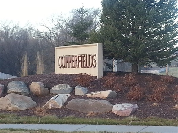 Copperfields entrance