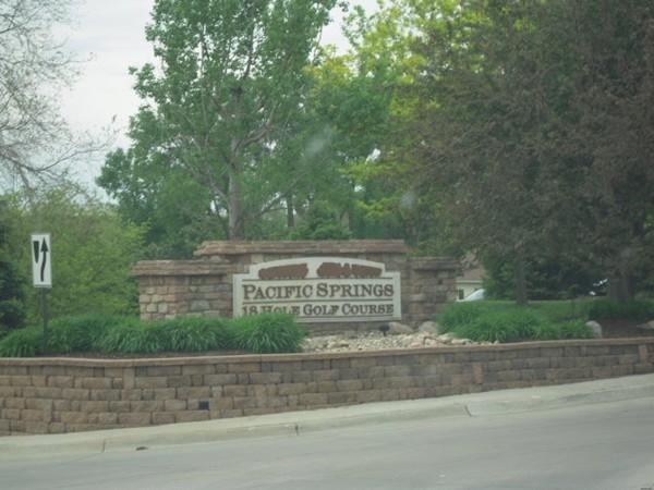 Omaha has 16 public and semi public golf courses.