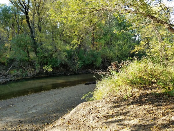 River at Greenbelt Park