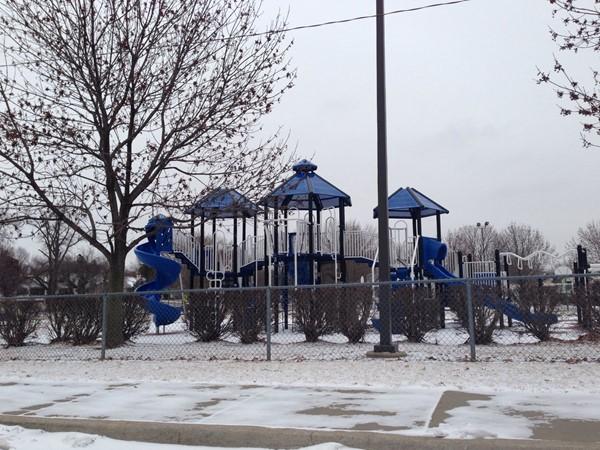 Minne Lusa Elementary School playground