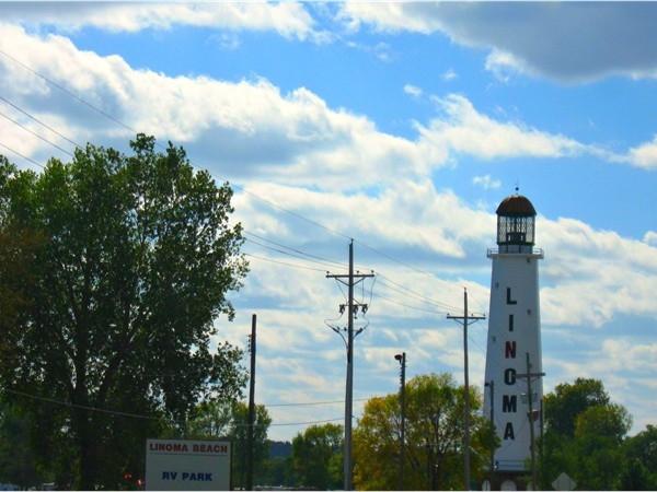Linoma Beach Lighthouse