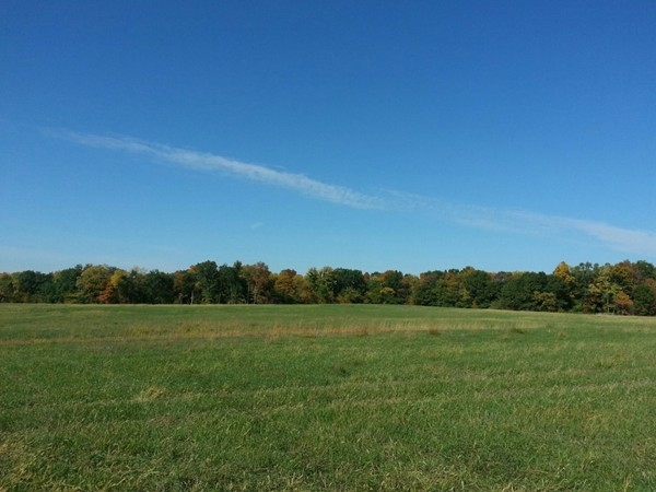 Lost Lake Estates before breaking ground. Polk City Iowa