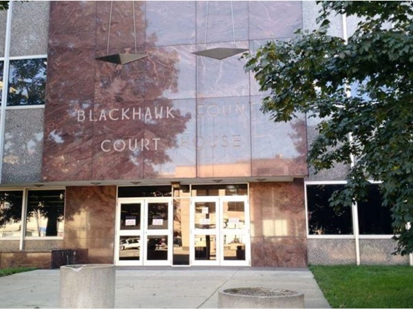 When it's time to get a little county business done, go to the Blackhawk County Courthouse
