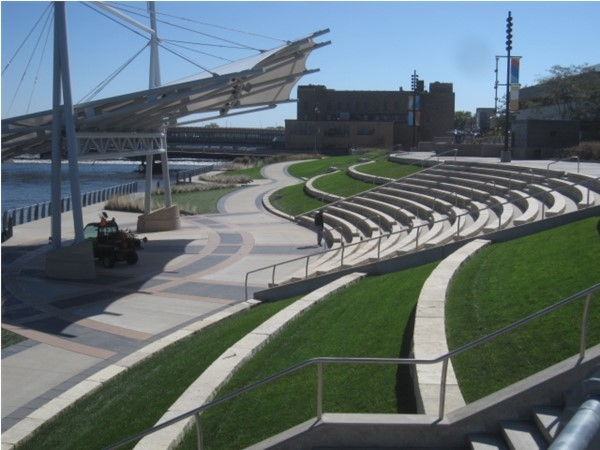 Riverfront Ampitheater