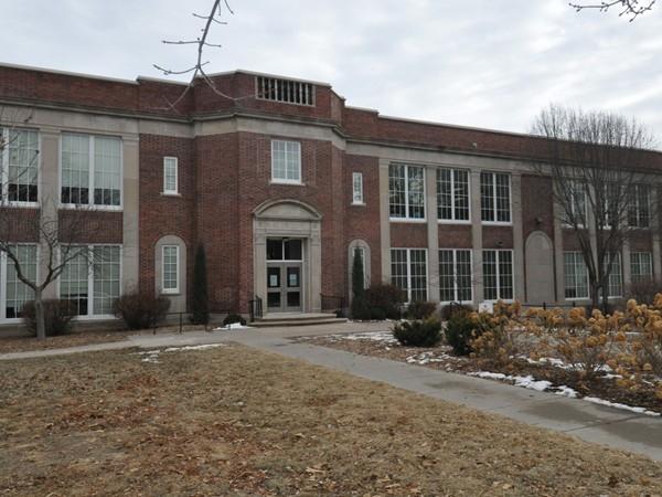 Sheridan Elementary School, Lincoln, NE