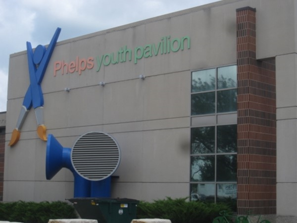 Phelps Youth Pavilion