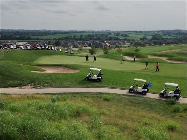 The Players Club Member Guest Derby is fun for the golfers and Deer Creek residents