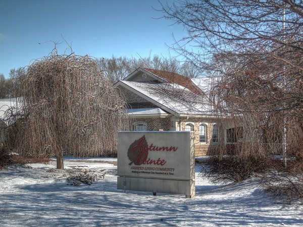 Autumn Point Assisted Living Community in Fort Calhoun...